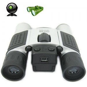 8MB Memory Digital Binocular Camera with 300K CMOS Sensor